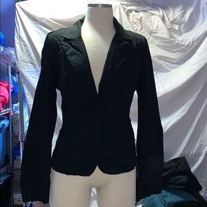 Xoxo black blazer